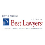 Best Lawyers - David Angeli